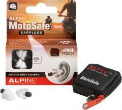 ALPINE MotoSafe Tour Gehörschutz inkl. Etui