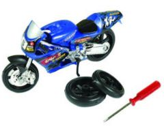 BOOSTER D.I.Y MOTORCYCLE KIT