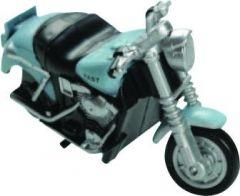 BOOSTER MINI MOTORCYCLE PULL BACK BIKE