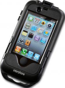 CELLULARLINE I-PHONE 4 HALTER MIT RIEMENBEFESTIGUNG