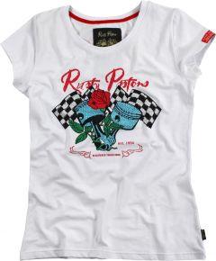 RUSTY PISTONS LAVINIA Damen T-Shirt