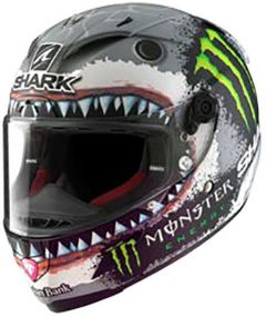 SHARK RACE-R PRO REPLICA LORENZO WHITE SHARK