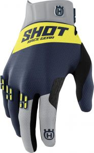 SHOT AEROLITE HUSQVARNA Limited Handschuhe