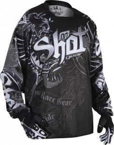SHOT CONTACT-FORAY OLD SCHOOL Jersey