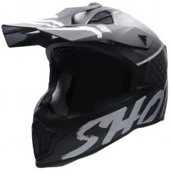 SHOT LITE SOLID CARBON MX-Helm