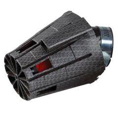 TUNR LUFTFILTER konisch 28-35mm gekrümmt